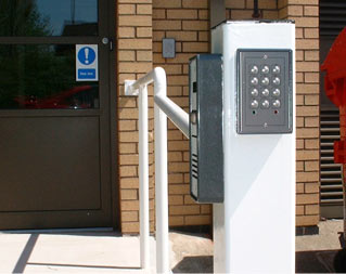 Avon Armour Reception Counters Security Screens