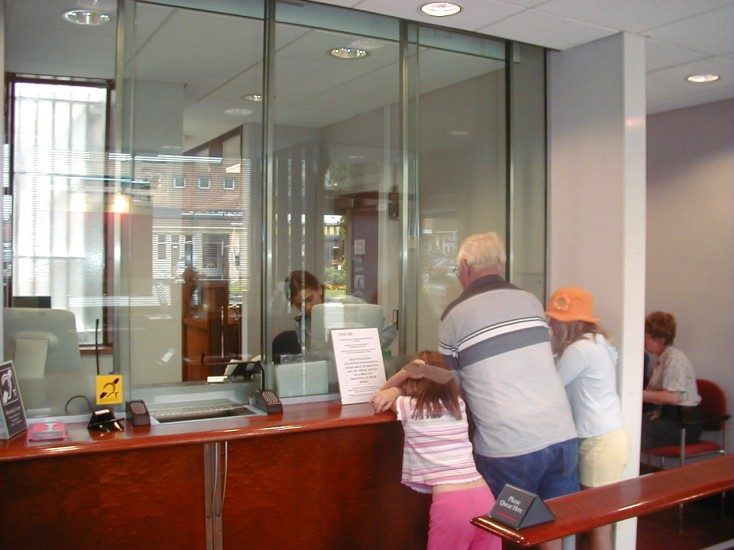 Secure Counters Amp Screens School Reception Counters