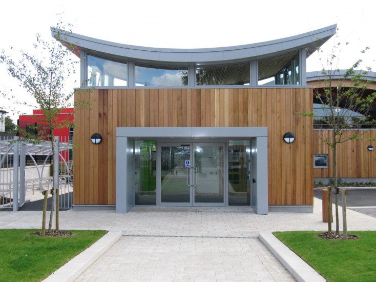 Access Control linked to new Automatic Entrance Door