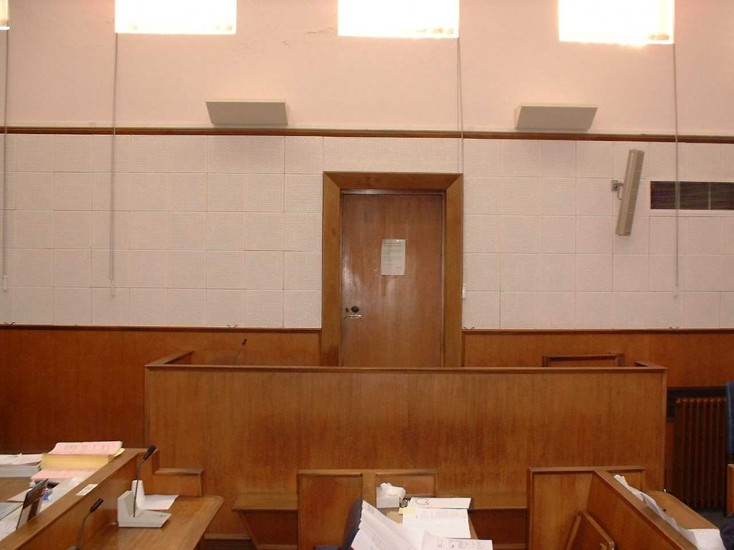 Magistrates Court Before