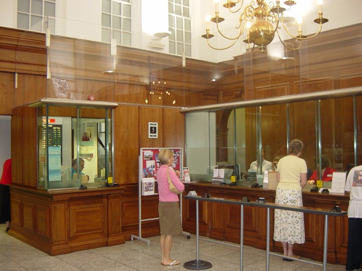 Banking Hall Refurbishment
