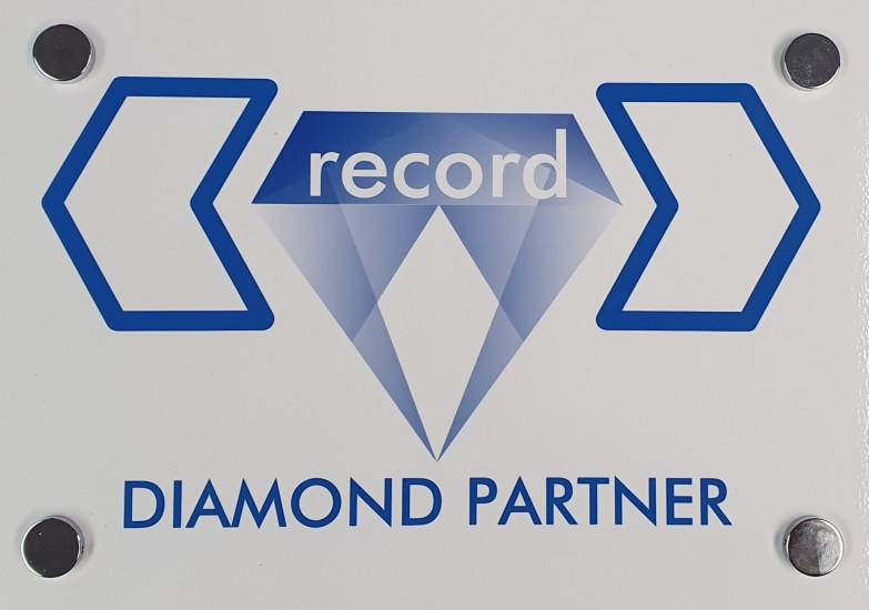Avon Armour awarded Record Automatic Doors 'Diamond Partner' status