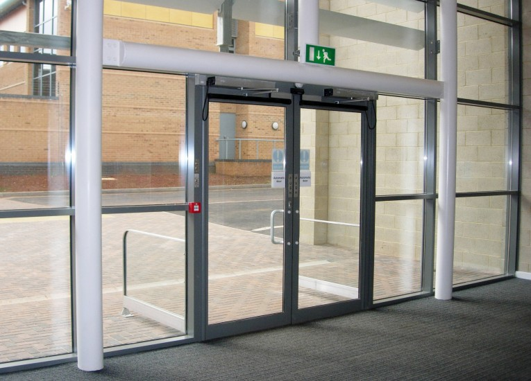 Avon automatic doors power operated bristol